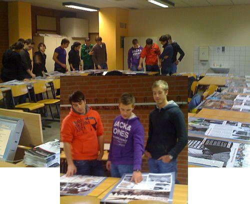Schülerinnen und Schülern der BBS 6