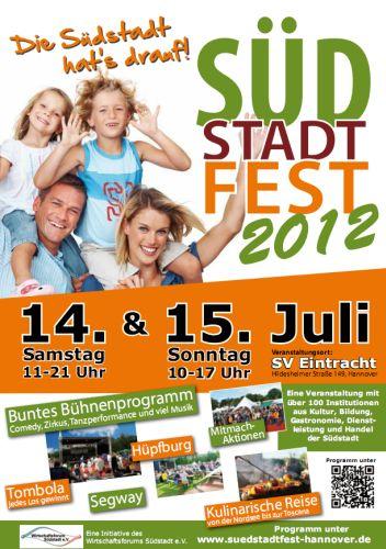 9. Südstadtfest 2012