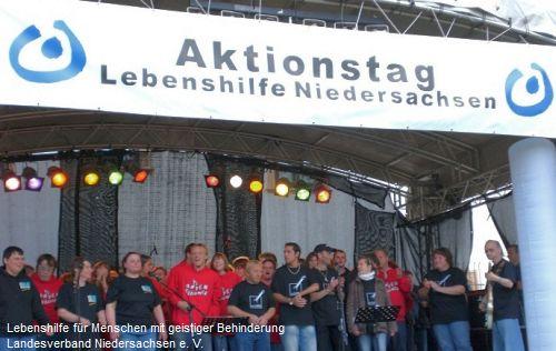 15. Aktionstag der Lebenshilfe Niedersachsen