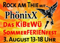 Rock am Thie: SommerFERIENfest am Kronsberg