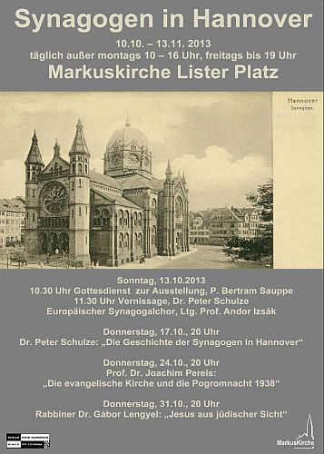 Synagogen in Hannover