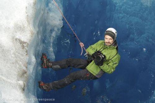 Markus Mauthe (Foto: Markus Mauthe/Greenpeace)