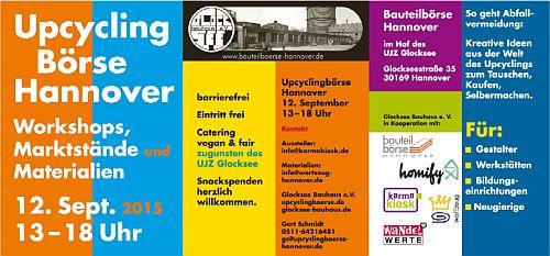 Upcyclingbörse Hannover geht an den Start