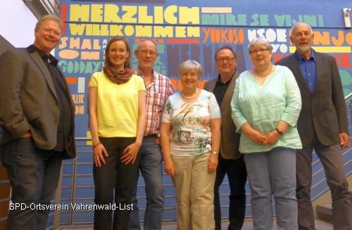 SPD stellt Personal für Bezirksrat Vahrenwald-List auf