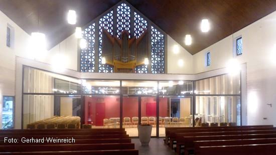 Neue Türen öffnen sich in Christkönig (Foto: Gerhard Weinreich)