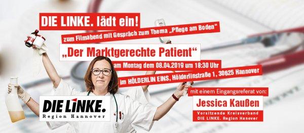 DIE LINKE. Buchholz-Kleefeld: Der marktgerechte Patient